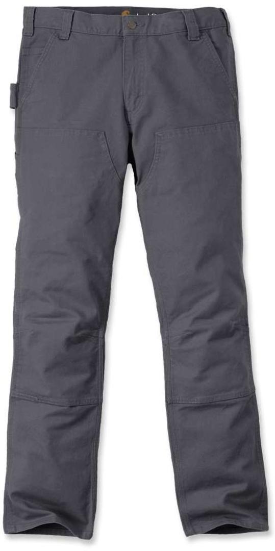 Carhartt Straight Fit Double Front Hose, grau, Größe 31, grau, Größe 31