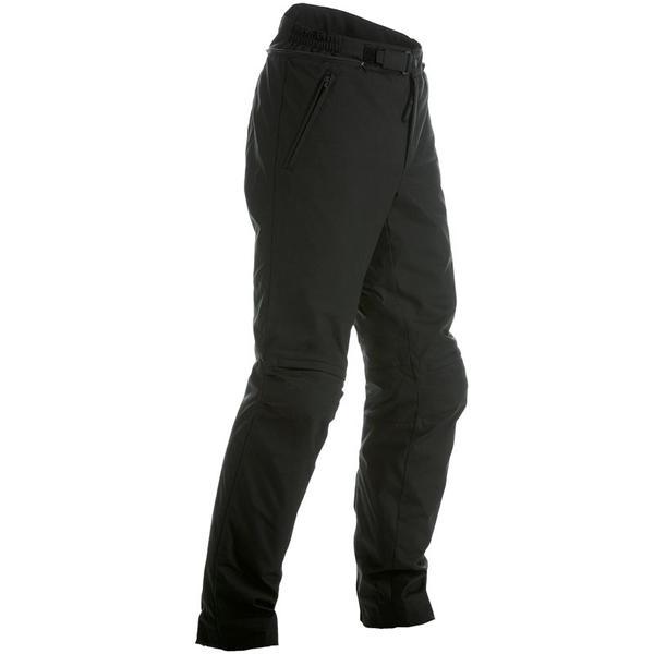 Dainese Amsterdam Textile Hose, schwarz, Größe 50, schwarz, Größe 50