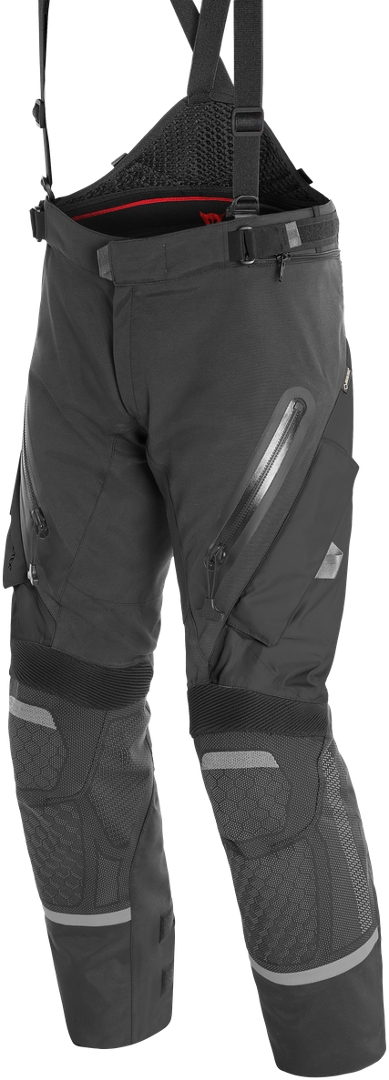 Dainese Antartica GoreTex Motorrad Textilhose, schwarz, Größe 48, schwarz, Größe 48