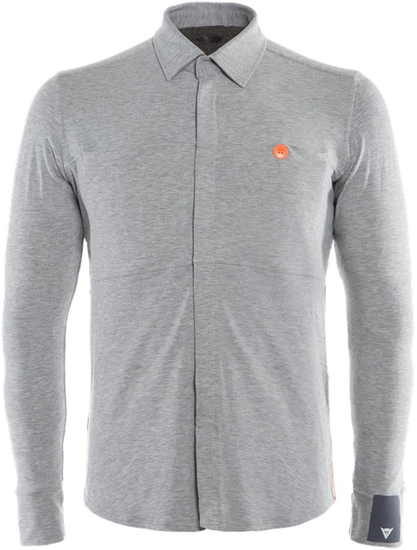 Dainese AWA Black Sweatshirt, grau, Größe XL, grau, Größe XL