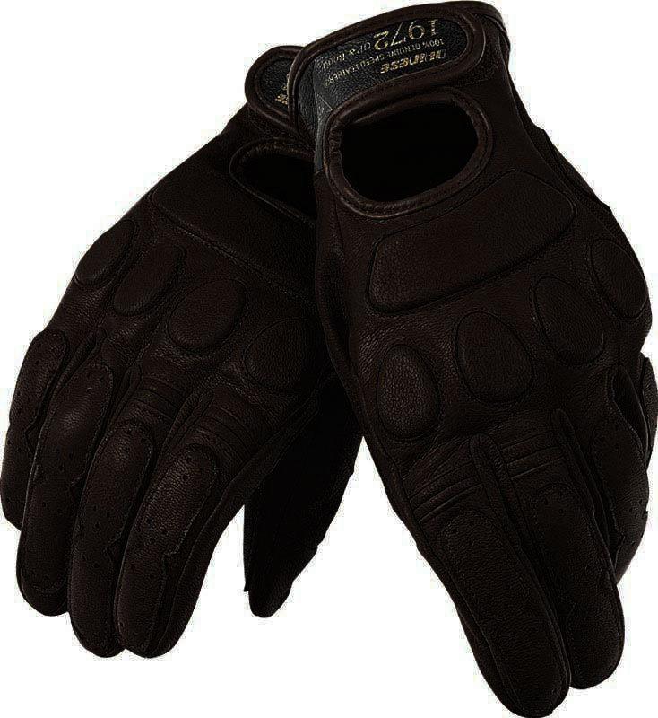 Dainese Blackjack Motorradhandschuhe, braun, Größe XS, braun, Größe XS