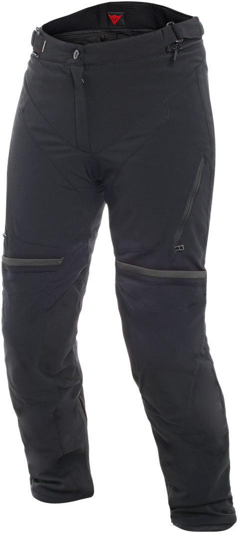 Dainese Carve Master 2 Damen Motorrad Textilhose, schwarz, Größe 52, schwarz, Größe 52