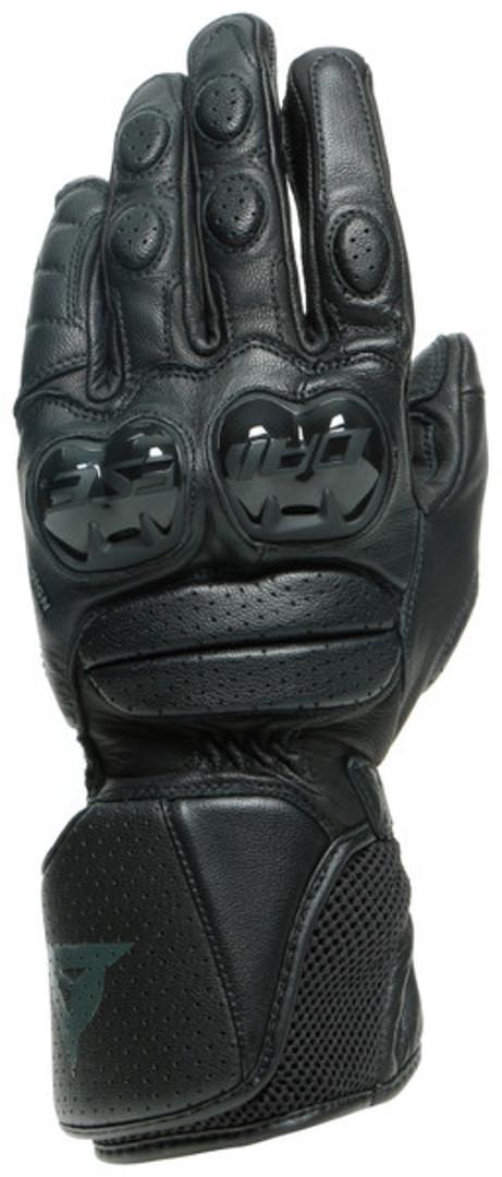 Dainese Impeto Motorradhandschuhe, schwarz, Größe 2XS, schwarz, Größe 2XS