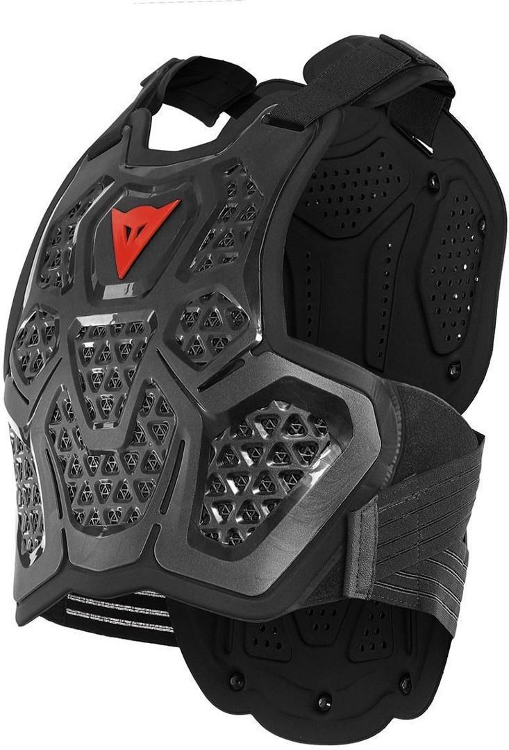 Dainese MX3 Roost Guard Protektorenweste, schwarz, Größe L XL 2XL, schwarz, Größe L XL 2XL