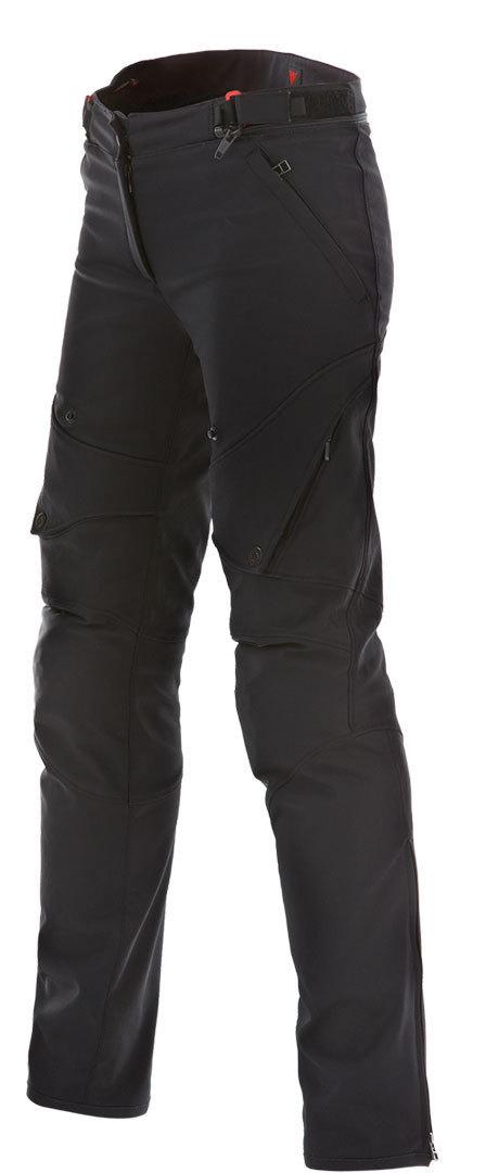 Dainese New Drake Air Tex Damen Textilhose, schwarz, Größe 50, schwarz, Größe 50