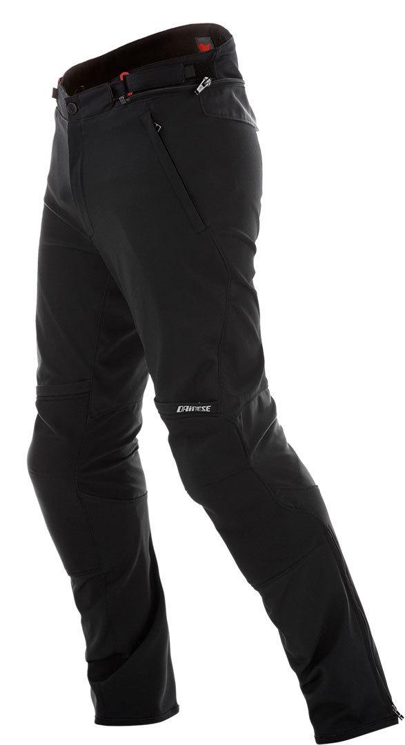 Dainese New Drake Air Tex Textilhose, schwarz, Größe 52, schwarz, Größe 52