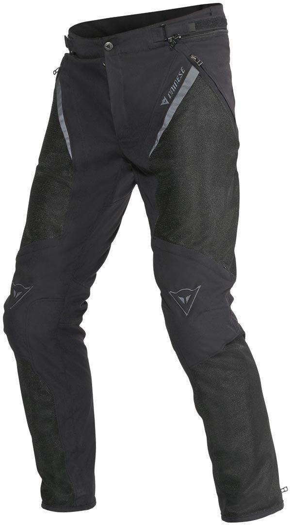 Dainese P. Drake Super Air Textilhose, schwarz, Größe 60, schwarz, Größe 60