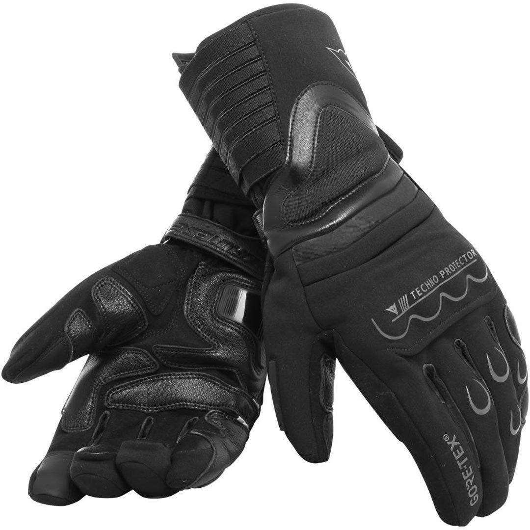 Dainese Scout 2 GTX Handschuhe, schwarz, Größe 3XL, schwarz, Größe 3XL