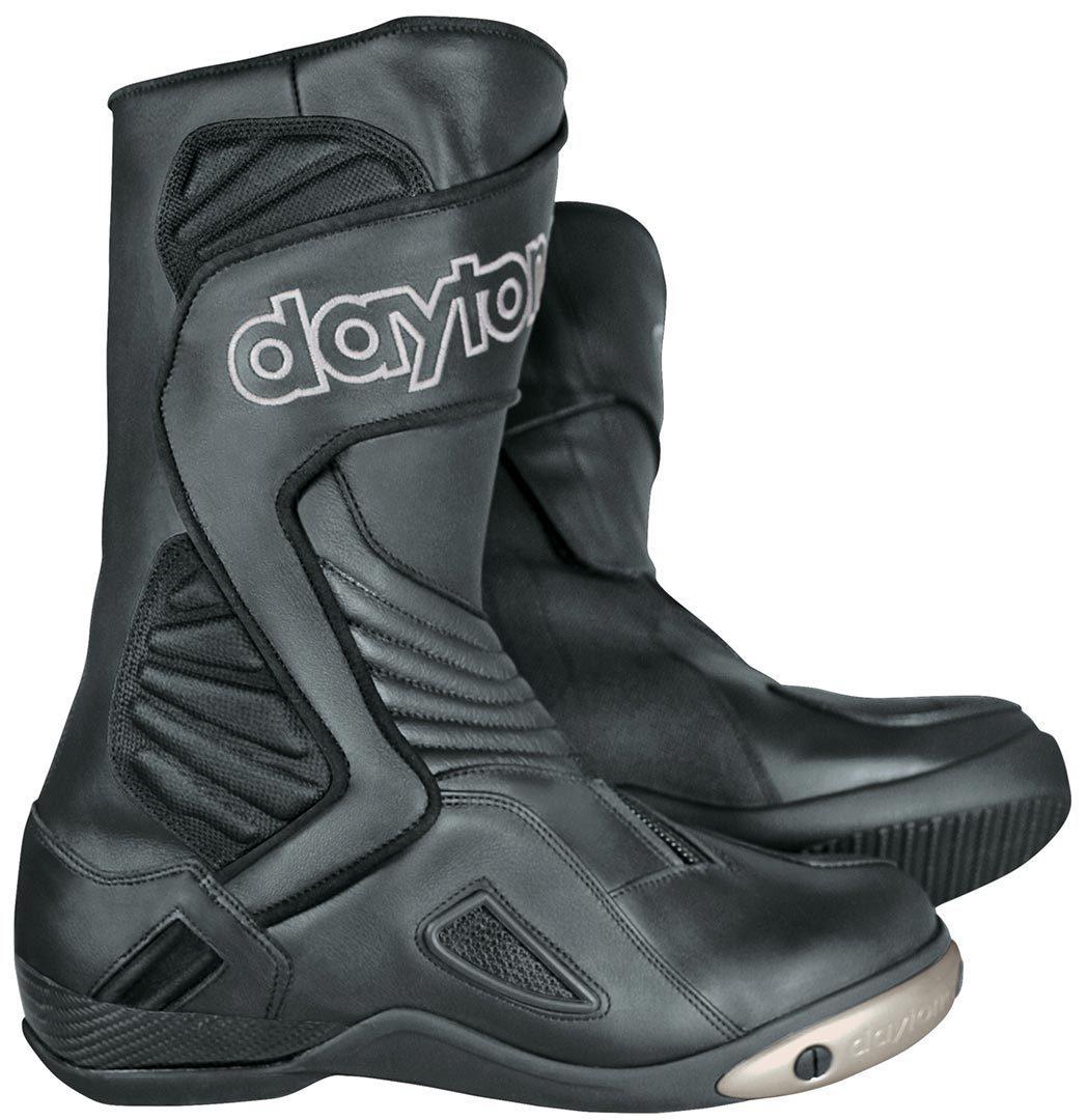 Daytona Evo Voltex Motorradstiefel, schwarz, Größe 42, schwarz, Größe 42