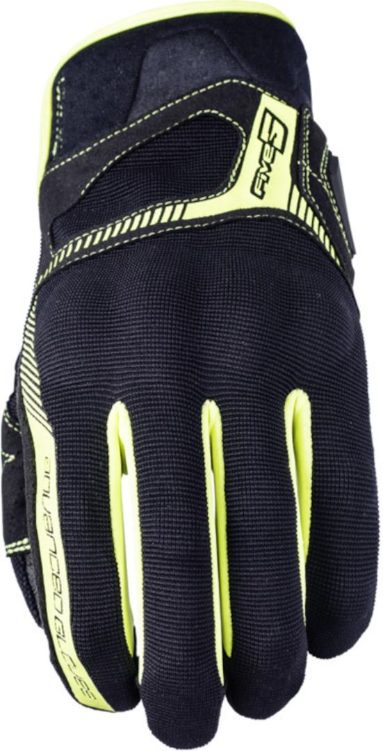 Five RS3, schwarz-gelb, Größe XL, schwarz-gelb, Größe XL