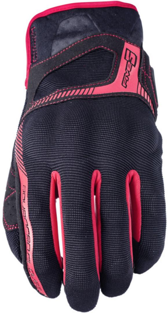 Five RS3, schwarz-rot, Größe S, schwarz-rot, Größe S