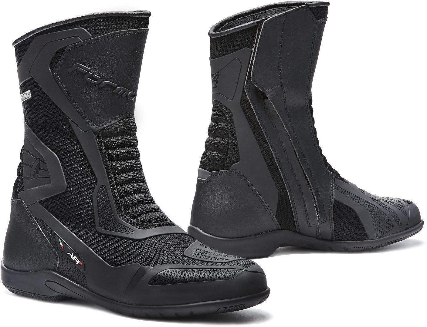 Forma Air 3 HDry Motorradstiefel, schwarz, Größe 41, schwarz, Größe 41