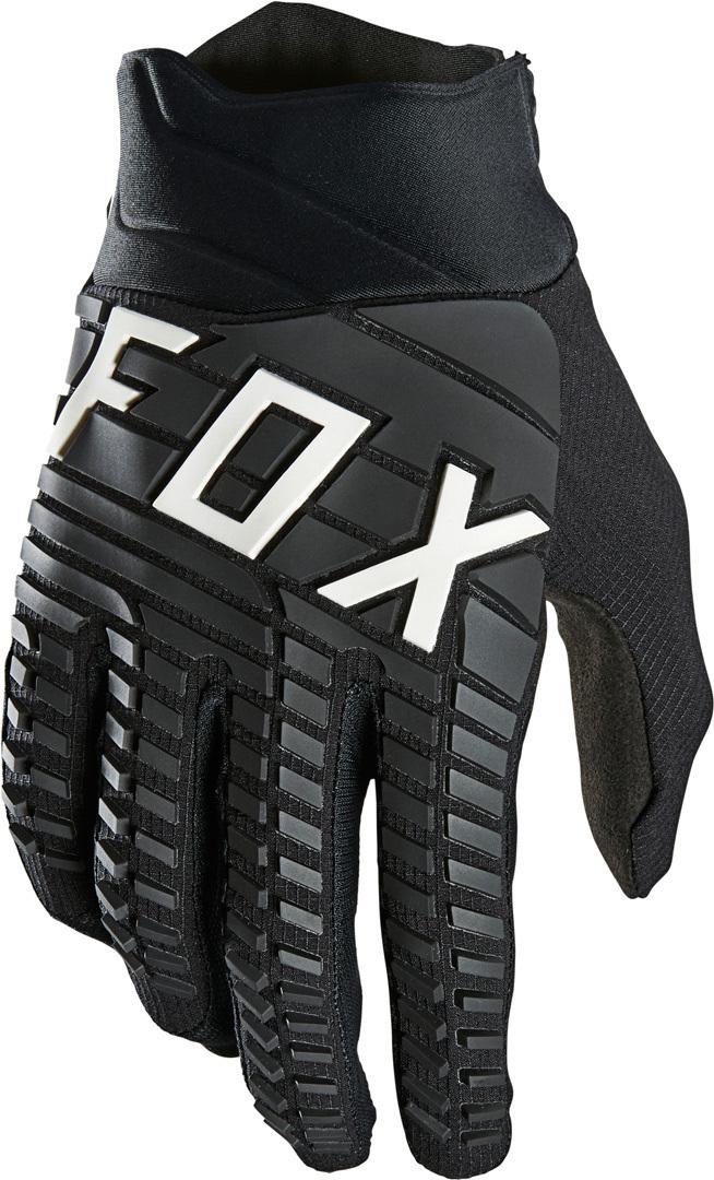 FOX 360 Motocross Handschuhe, schwarz, Größe M, schwarz, Größe M