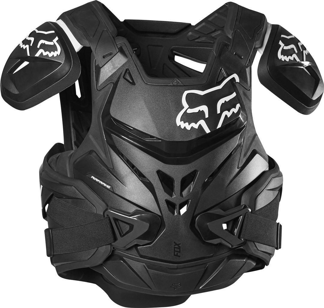 FOX Airframe Pro Protektorenweste, schwarz, Größe L XL, schwarz, Größe L XL