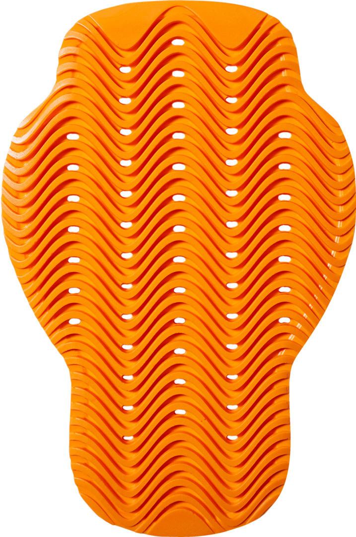 FOX D3O Viper Rückenprotektor, orange, Größe S, orange, Größe S