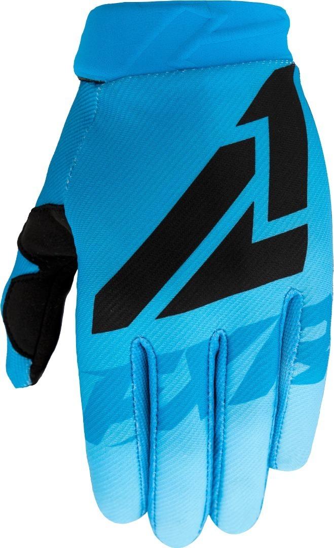 FXR Clutch Strap MX Gear Motocross Handschuhe, schwarz-blau, Größe XL, schwarz-blau, Größe XL