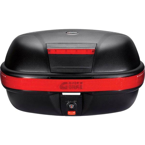 GIVI V460N Monokey Topcase/Seitenkoffer, schwarz, Größe 41-50l, schwarz, Größe 41-50l