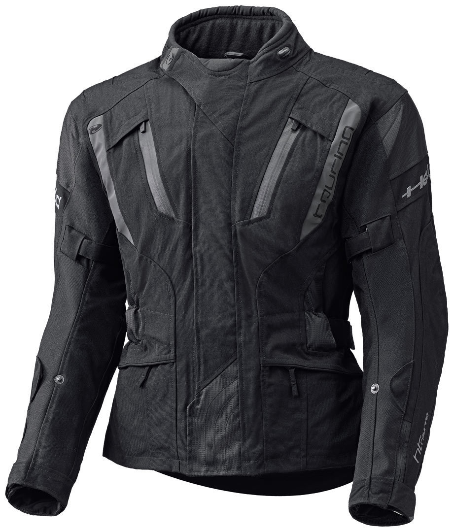 Held 4-Touring Textiljacke, schwarz, Größe 52 54, schwarz, Größe 52 54