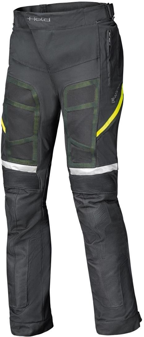 Held AeroSec GTX Base Hose, schwarz-gelb, Größe S, schwarz-gelb, Größe S