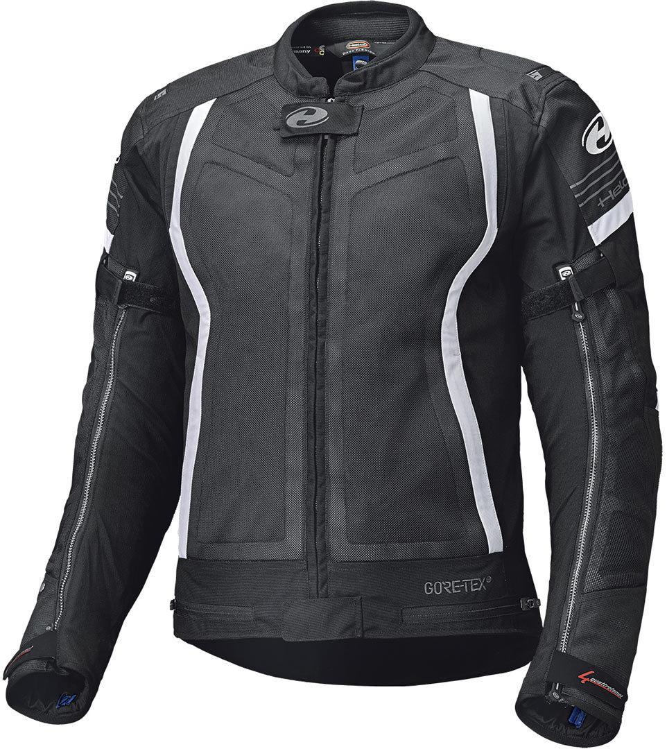 Held AeroSec GTX Top Jacke, schwarz-weiss, Größe L, schwarz-weiss, Größe L