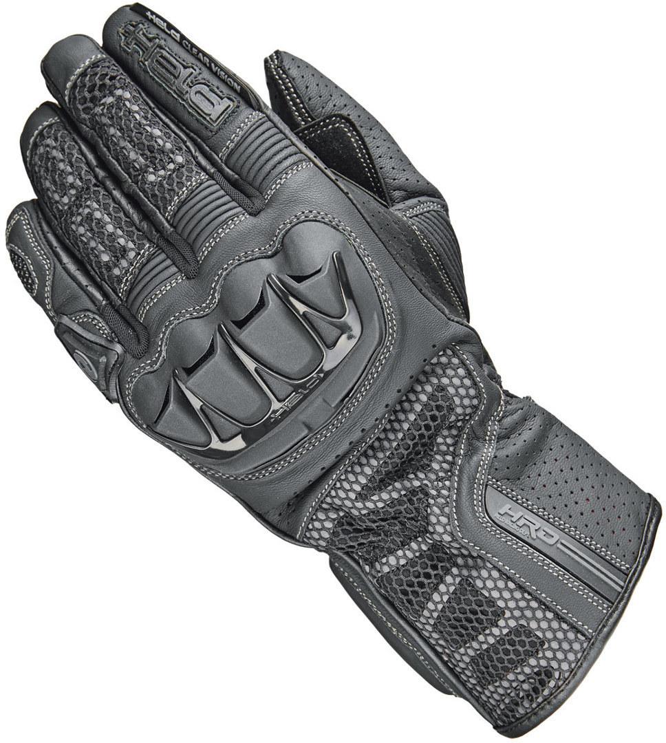 Held Air Stream 3.0 Motorradhandschuhe, schwarz, Größe S, schwarz, Größe S