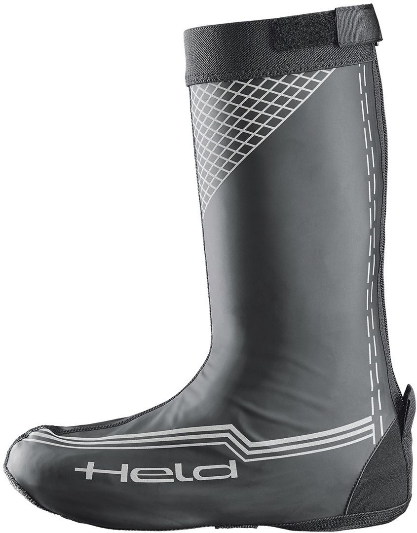 Held Boot Skin Regenüberziehschuh lang, schwarz, Größe S, schwarz, Größe S