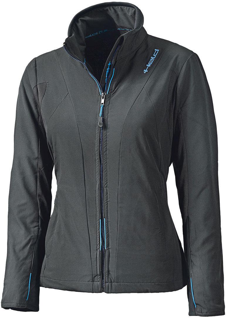 Held Clip-in Damen Windblocker Jacke, schwarz, Größe 3XL, schwarz, Größe 3XL