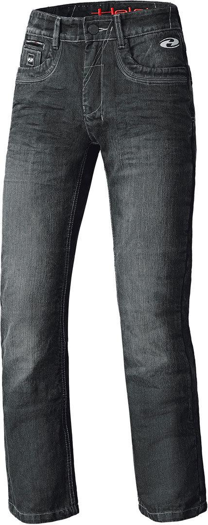 Held Crane Denim Motorrad Jeanshose, schwarz, Größe 38, schwarz, Größe 38