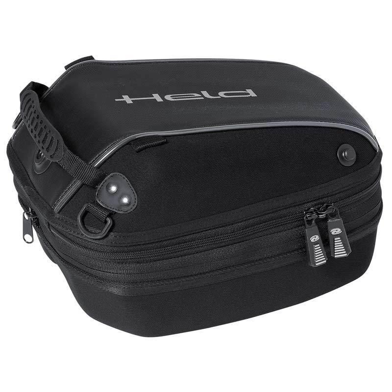 Held Day-Bag Tanktasche, schwarz, schwarz