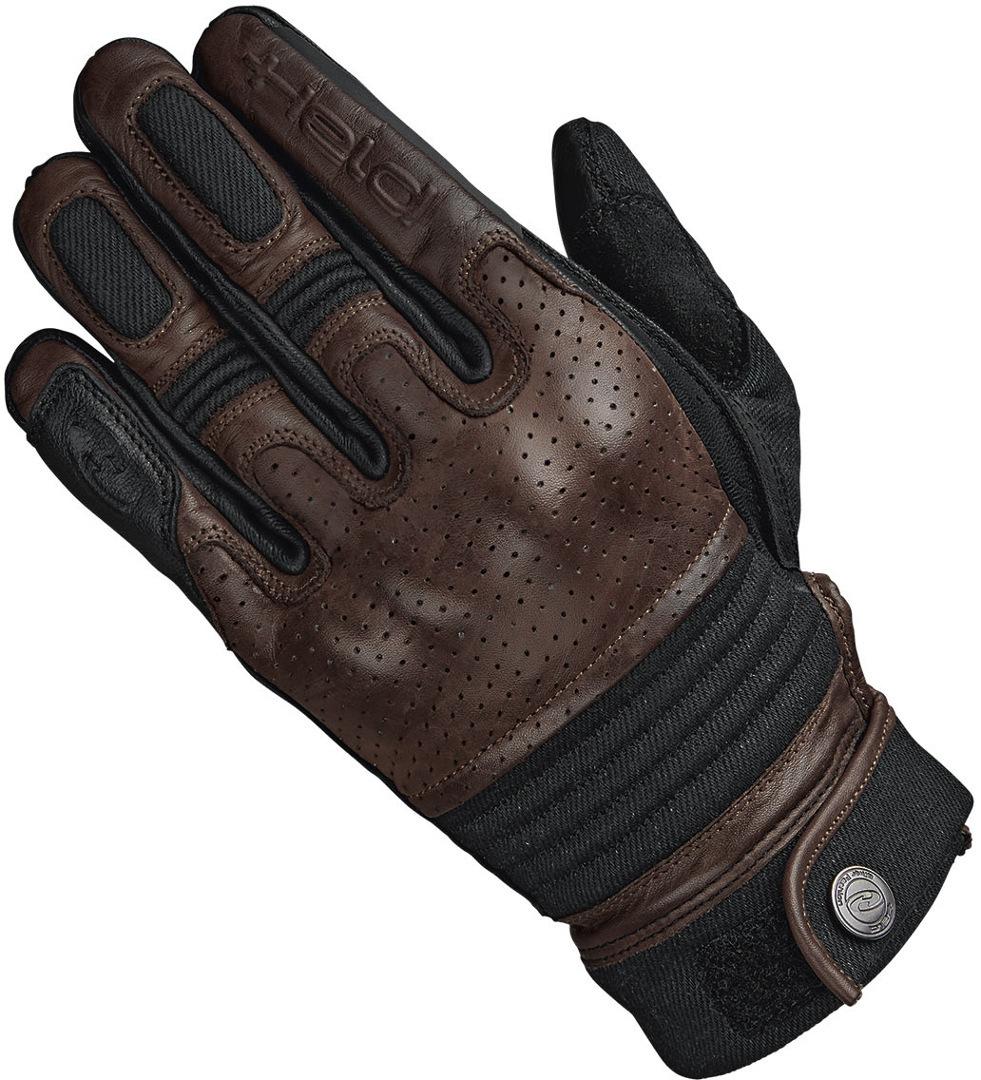 Held Flixter Motorradhandschuhe, schwarz-braun, Größe 3XL, schwarz-braun, Größe 3XL
