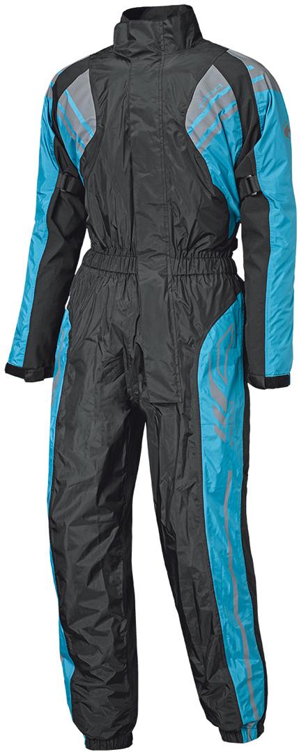 Held Flood 1-Teiler Regenkombi, schwarz-blau, Größe XS, schwarz-blau, Größe XS