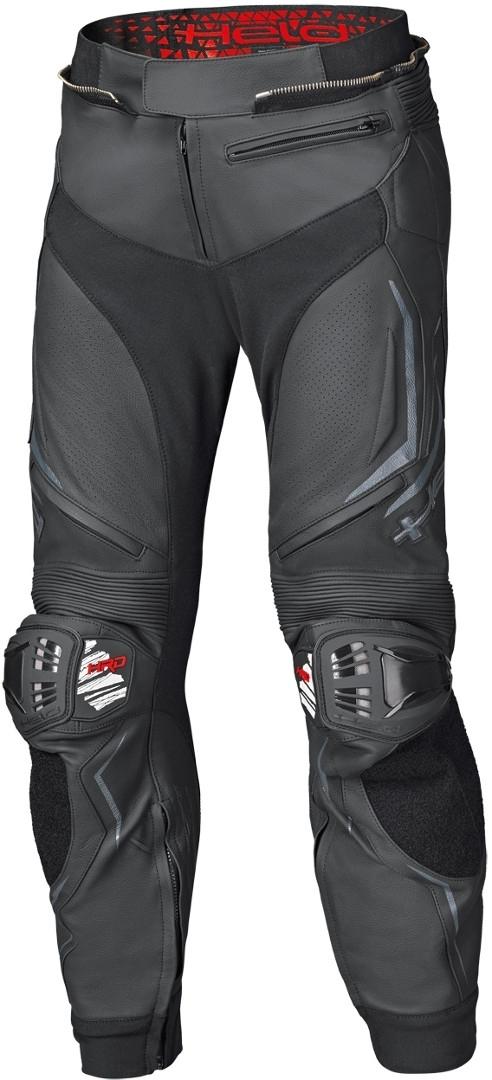 Held Grind II Motorrad Lederhose, schwarz, Größe 27, schwarz, Größe 27