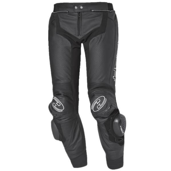 Held Grind Motorrad Lederhose, schwarz, Größe 54, schwarz, Größe 54