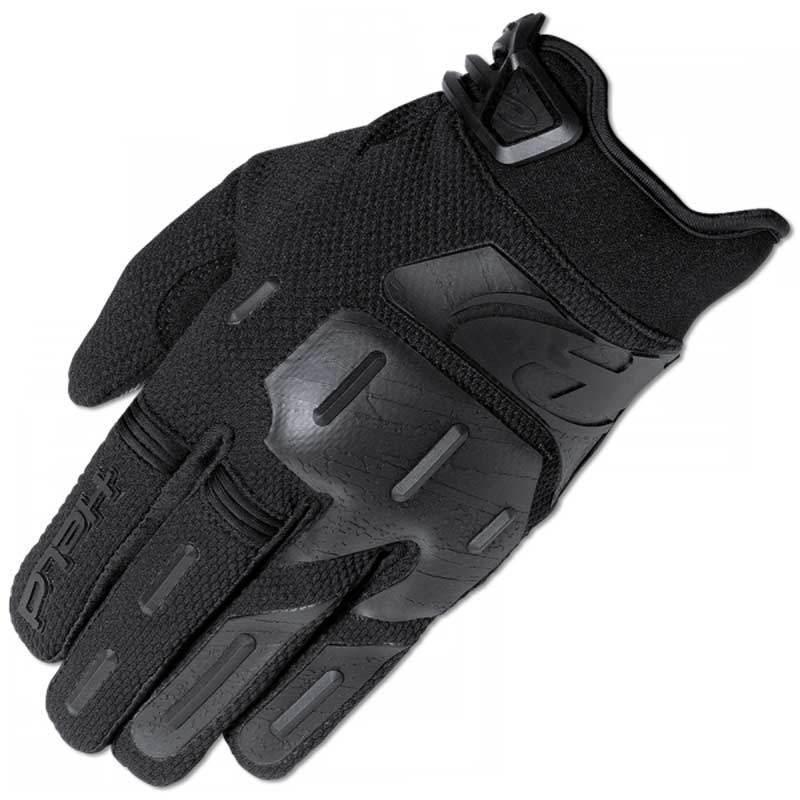 Held Hardtack Motocross Handschuhe, schwarz, Größe 2XS, schwarz, Größe 2XS