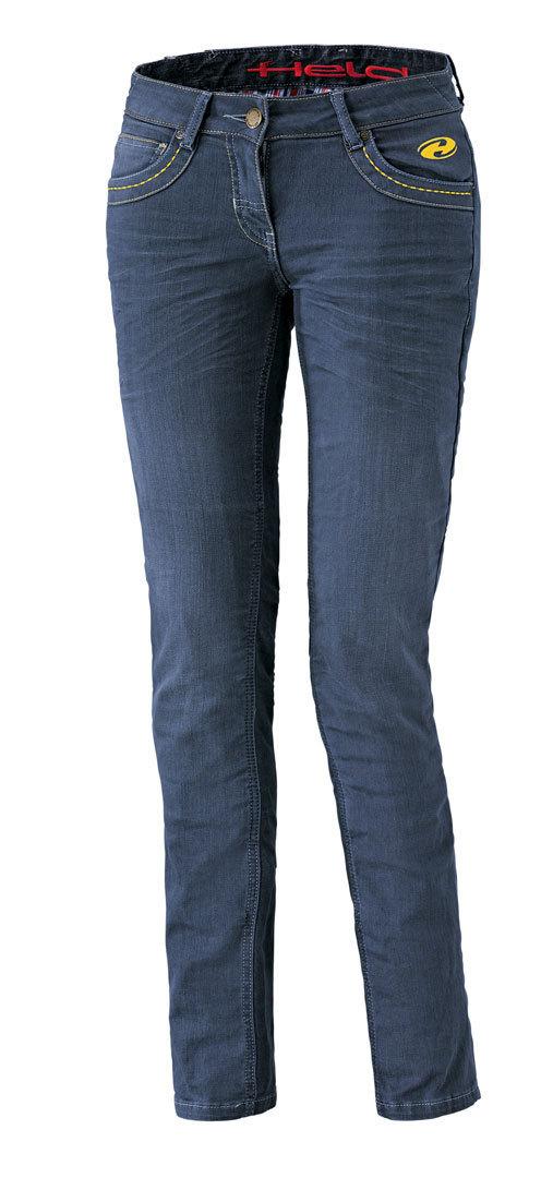 Held Hoover Damen Jeanshose, blau, Größe 26, blau, Größe 26