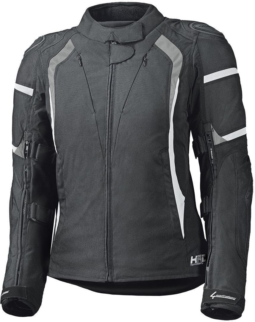 Held Luca GTX Damen Textiljacke, schwarz-weiss, Größe L, schwarz-weiss, Größe L