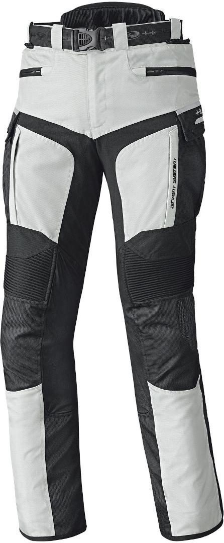 Held Matata II Motorrad Textilhose, schwarz-grau, Größe 4XL, schwarz-grau, Größe 4XL