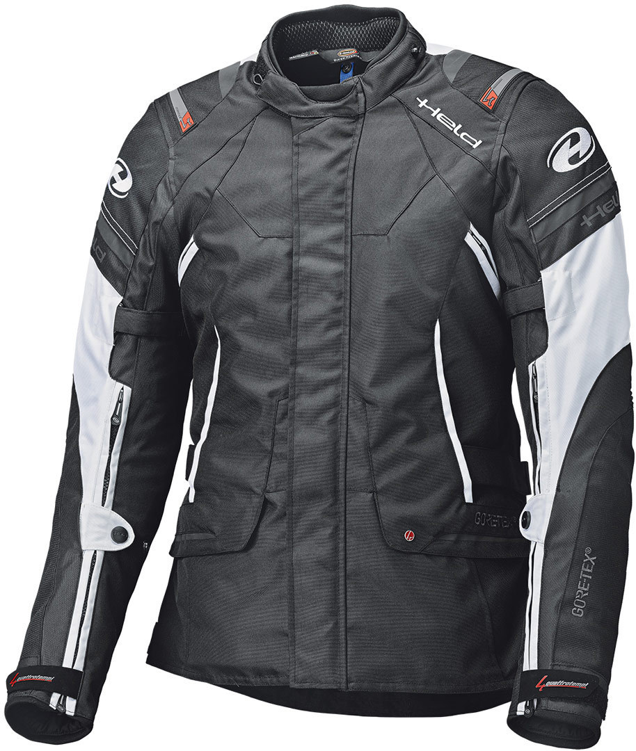 Held Molto Jacke, schwarz-weiss, Größe XL, schwarz-weiss, Größe XL
