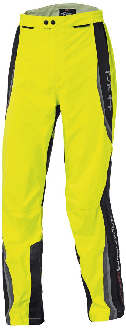 Held Rainblock Base Damen Hose, gelb, Größe M, gelb, Größe M