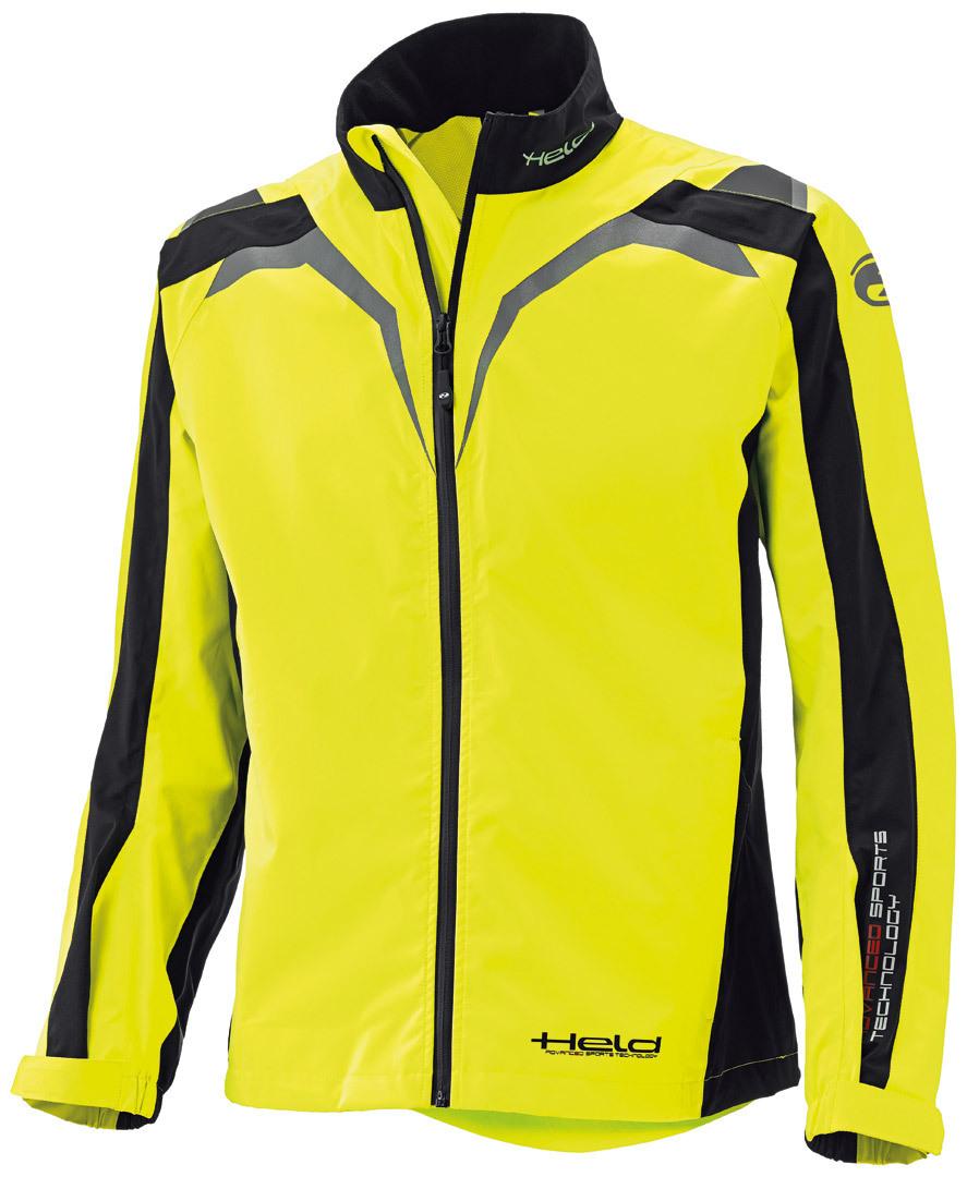 Held Rainblock Top Jacke, gelb, Größe S, gelb, Größe S