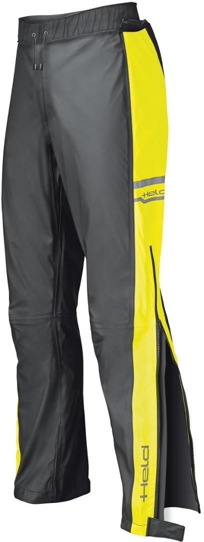 Held Rainstretch Regenhose, schwarz-gelb, Größe S, schwarz-gelb, Größe S