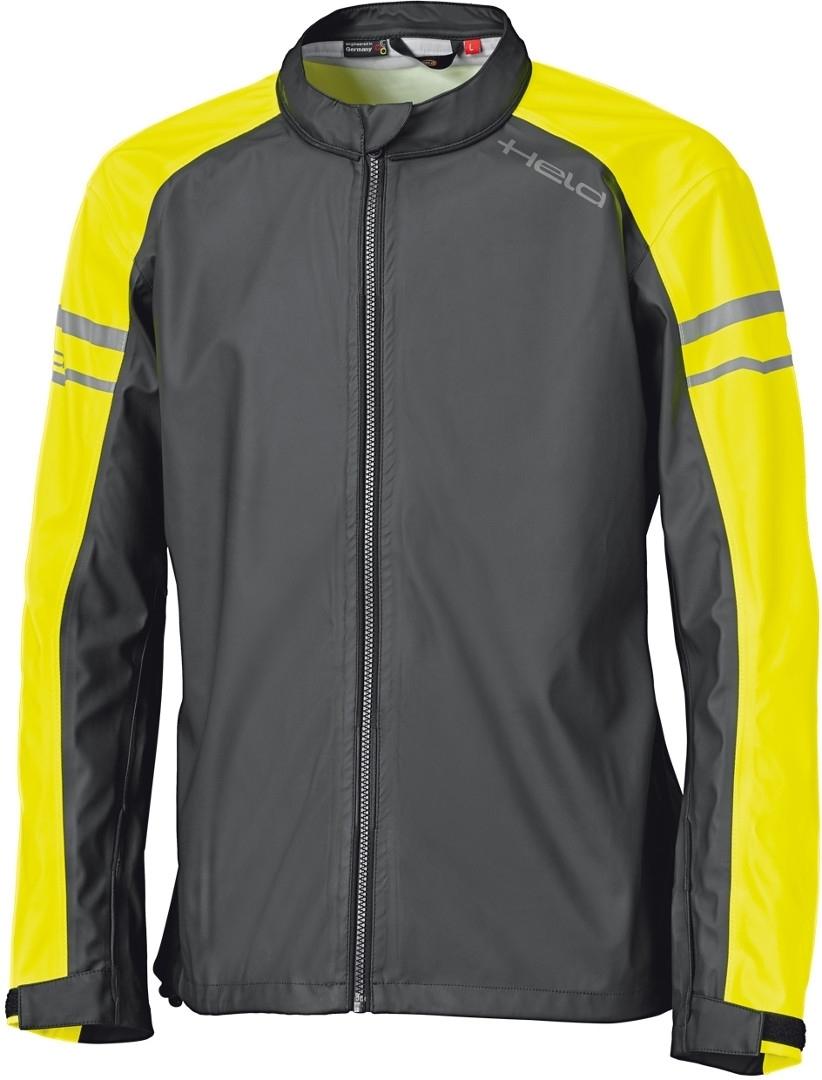 Held Rainstretch Regenjacke, schwarz-gelb, Größe 2XL, schwarz-gelb, Größe 2XL