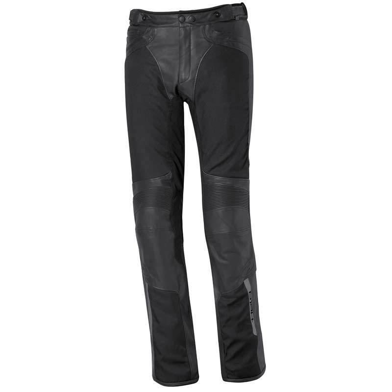 Held Ravero Touren Leder/Textilhose, schwarz, Größe L, schwarz, Größe L