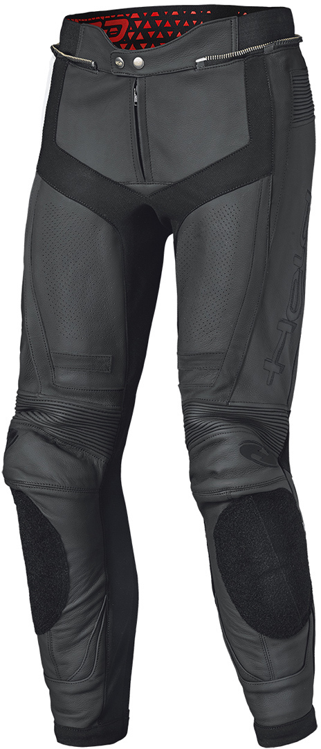Held Rocket 3.0 Motorrad Lederhose, schwarz, Größe 56, schwarz, Größe 56