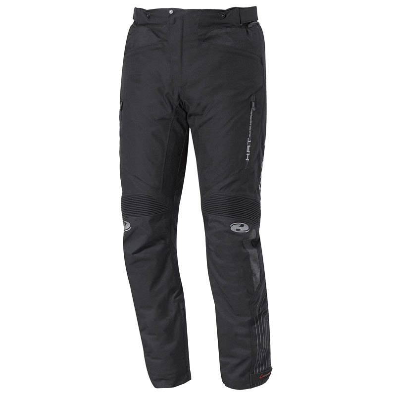 Held Salerno Gore-Tex Damen Motorrad Textilhose, schwarz, Größe S, schwarz, Größe S