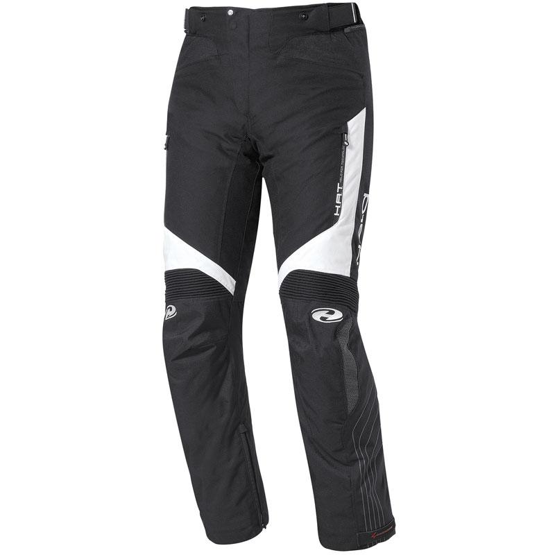Held Salerno Gore-Tex Textilhose, schwarz-weiss, Größe 2XL, schwarz-weiss, Größe 2XL