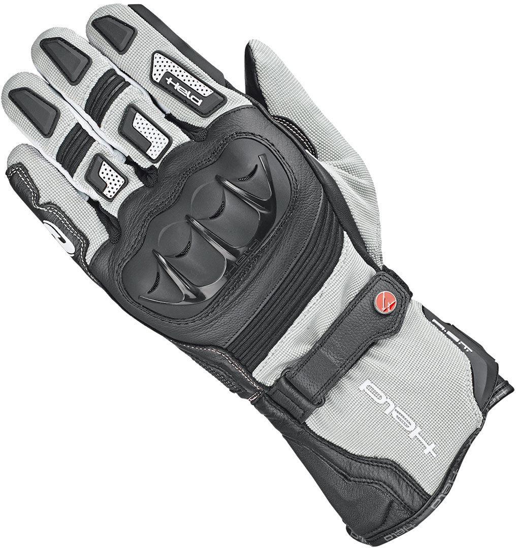 Held Sambia 2in1 Handschuhe, schwarz-grau, Größe 2XL, schwarz-grau, Größe 2XL