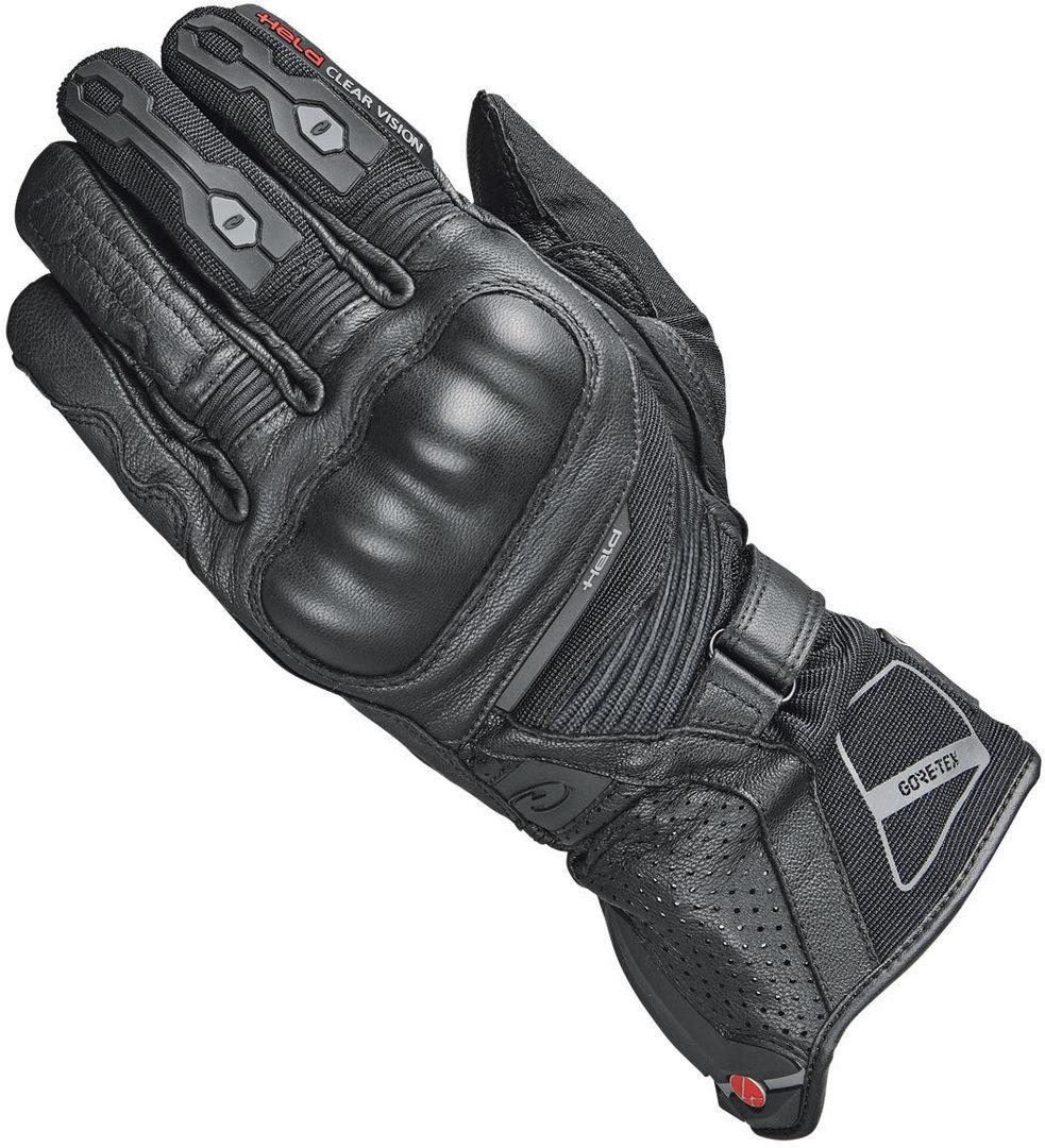 Held Score 4.0 Motorradhandschuhe, schwarz, Größe 3XL, schwarz, Größe 3XL