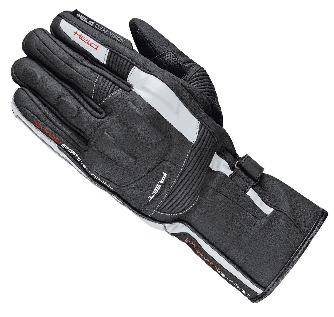 Held Secret-Pro Tourenhandschuhe, schwarz-weiss, Größe S, schwarz-weiss, Größe S
