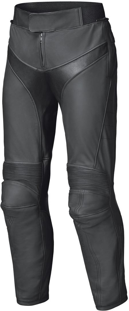 Held Spector Motorrad Lederhose, schwarz, Größe 58, schwarz, Größe 58